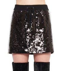 alberta ferretti raimbow week skirt