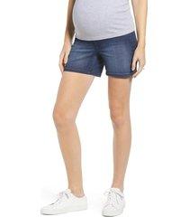 1822 denim maternity shorts, size 29 in alisha at nordstrom