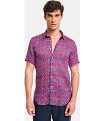 peninsula swimwear shirt rapallo linen