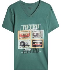 camiseta para hombre retro