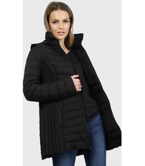 parka nautica negro - calce regular