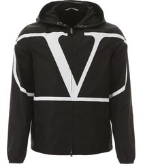 nylon vlogo jacket