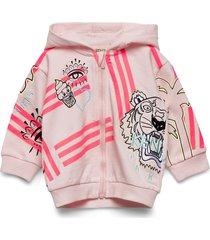 jeya hoodie trui roze kenzo