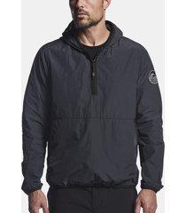 y/osemite high tech ripstop hoodie