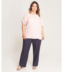 pantalon mujer jogger  rayas  vertical
