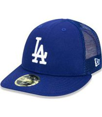 boné 5950 los angeles dodgers mlb aba reta new era
