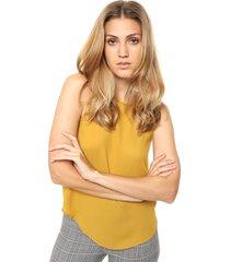 blusa amarilla asterisco venus