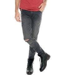 jean gris levis 511