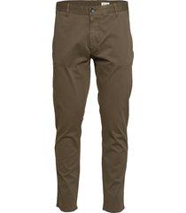 river chino broek bruin tiger of sweden jeans