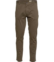 river chino broek bruin tiger of sweden jeans