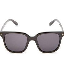 gafas lente oscuro color negro, talla uni