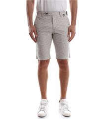 at.p.co a161jon32 a0538a shorts and bermudas men grey