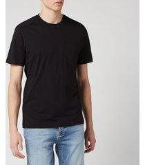 belstaff men's thom t-shirt - black - xxl