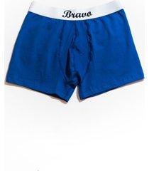 boxer azul bravo