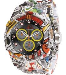 reloj bolt invicta modelo 30065 multicolor