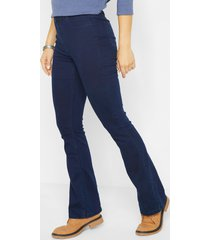 thermo jegging, bootcut