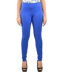 legging energia fashion azul - azul - feminino - dafiti