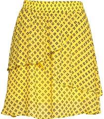 mulu kort kjol gul stella nova