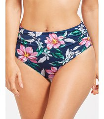 port maria gathered bikini botton