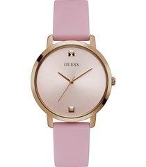 reloj guess nova / w1210l3 - rosado