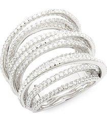 sterling silver midi ring