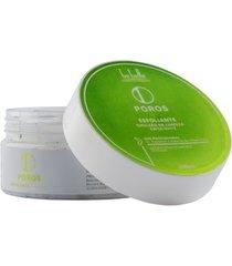 gel esfoliante facial poros - limpeza e esfoliação - 200 ml