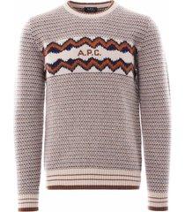 pullover ben sweatshirt - ecru h23988-aad