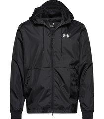 ua field house jacket outerwear sport jackets svart under armour