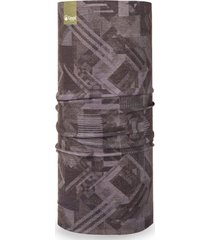 bandana geometric army q-dry verde lippi
