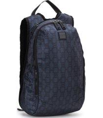 hugo boss men's pixel logo backpack