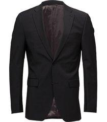 blazers suit blazer colbert zwart esprit collection