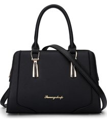 5 color shoulder bags women fashion leather handbags tote bags f377-4
