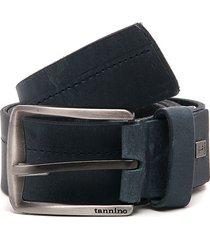 cinturón azul tannino