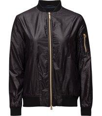 goldglowj outerwear sport jackets svart peak performance