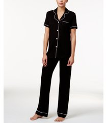 cosabella bella satin-trim pajama set amore9642, online only