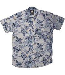 camisa celeste lava honolulu