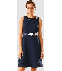 jurk amy vermont donkerblauw