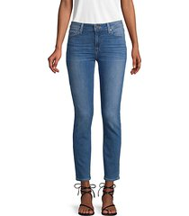 stretch ankle jeans