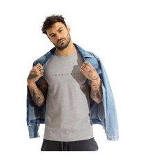 camiseta arimlap imunizado cinza