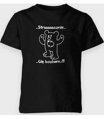koszulka dziecięca strasznie cię kocham