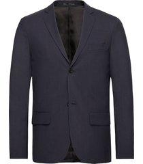 m. daniel cool wool jacket blazer colbert blauw filippa k