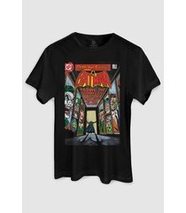 camiseta dc comics batman rogues gallery bandup!