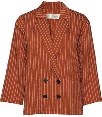 emilie blazer blazer kavaj orange inwear