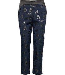 thesis pantalon met rechte pijpen blauw munthe