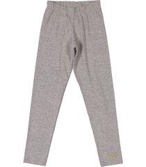 calça legging em cotton quimby cinza