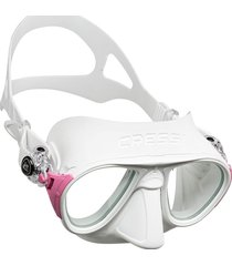 máscara de mergulho cressi calibro branco