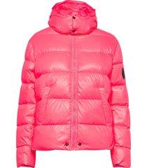 jian jacket gevoerd jack roze diesel