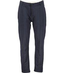 dstrezzed chino - slim fit - blauw