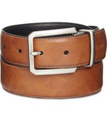 tommy hilfiger men's big & tall reversible belt