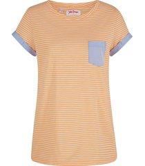 maglia a manica corta (arancione) - john baner jeanswear
